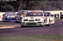 Ford Sierra Cosworth RS500 Thundersaloon Mahoney 1991